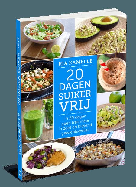 20 Dagen Suikervrij - Ria Kamelle
