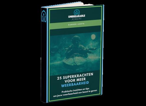 25 superkrachten voor meer weerbaarheid Unbreakable Academy Review (2021) + Kortingscode Sander Aarts