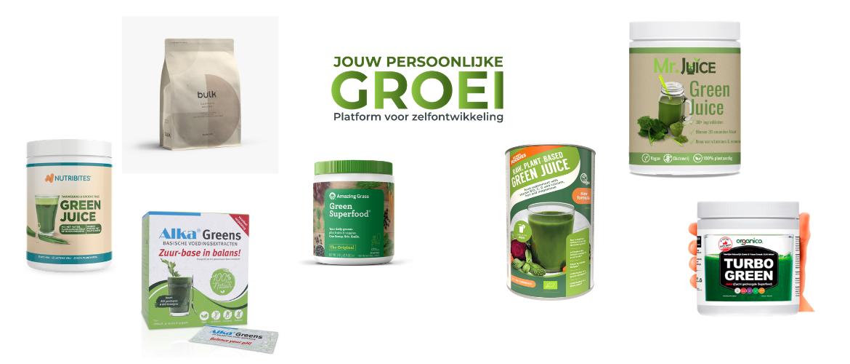 Beste Green Juice | Review (2021) | 7 Green Juices getest + vergelijken!