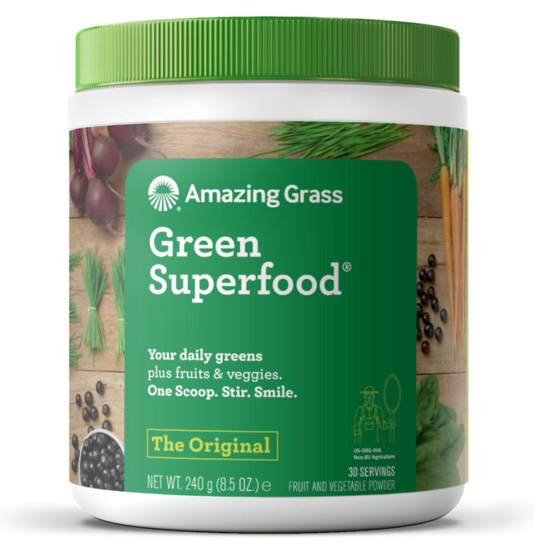 Amazing Grass Green Superfood 7 Beste Green Juices Ervaringen Green Juice Superfoods Kopen!