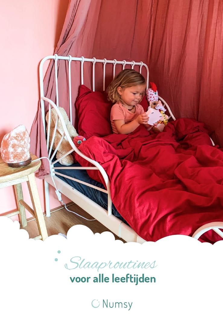 Baby wil niet in eigen Bed Slapen Pas deze #11 Effectieve Tips toe! Slaapgids Voorbeeldroutines 0-4 jaar korting