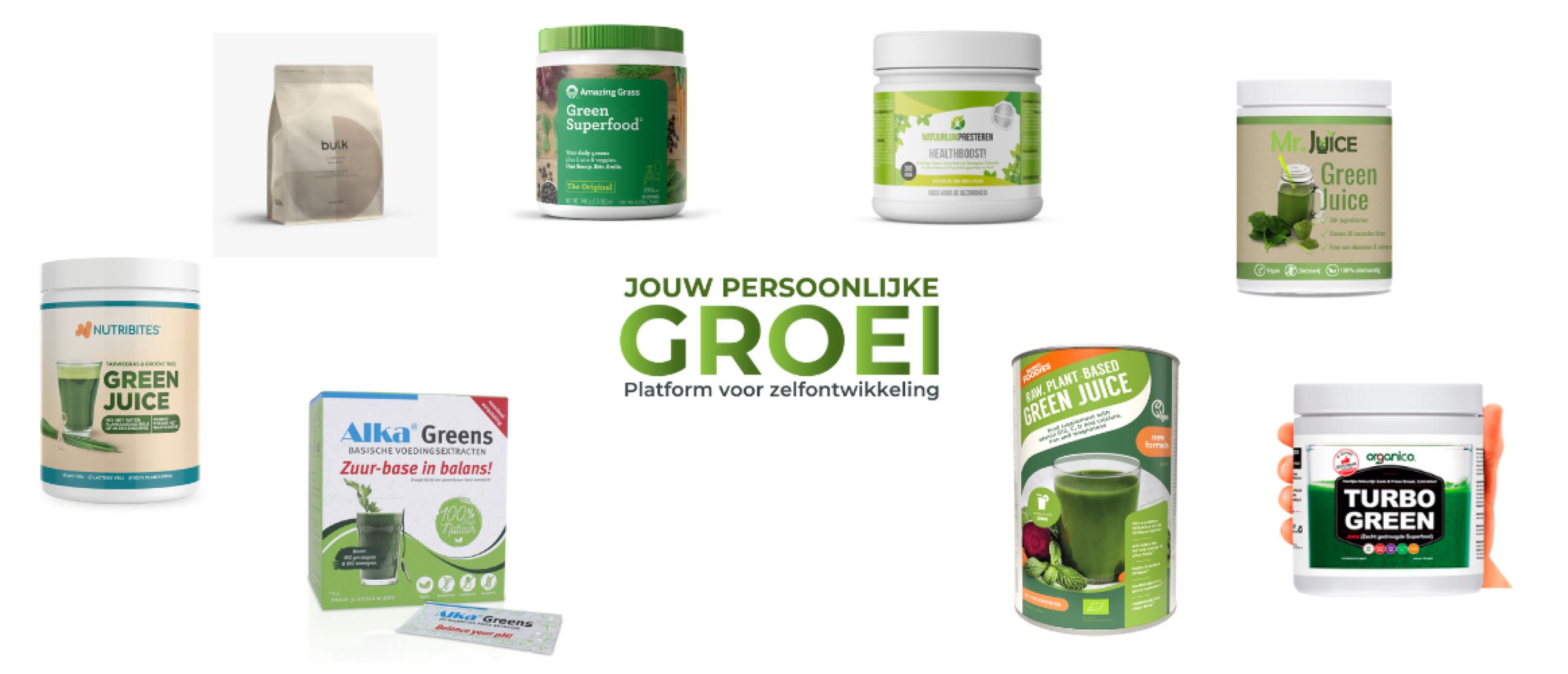 Beste Green Juice | Review (2021) | 8 Green Juices getest + vergelijken!