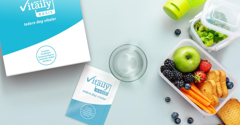 Black Friday Korting supplementen Vitaily