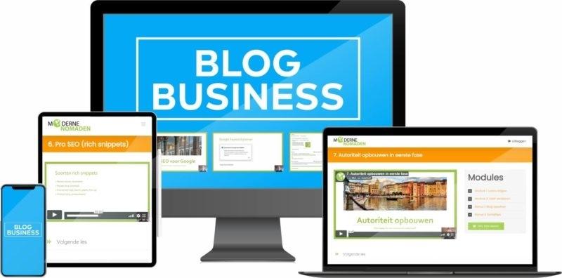 Blog naar Business 2.0 Review (2021) + €500 Korting Mick van Zadelhoff