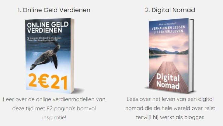 Blog naar Business 2.0 Review (2021) + €500 Korting Mick van Zadelhoff Gatis ebooks