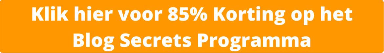 Blog Secrets Review (2021) + 85% Korting Geld verdienen met je Blog