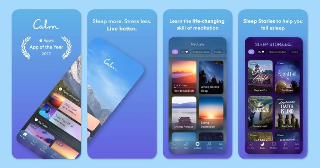 Calm App Review: ervaar innerlijke rust
