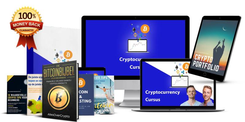 Crypto Masterclass van Alles Over Crypto  Review (2021) + Korting  Gratis Bitcoin Training!