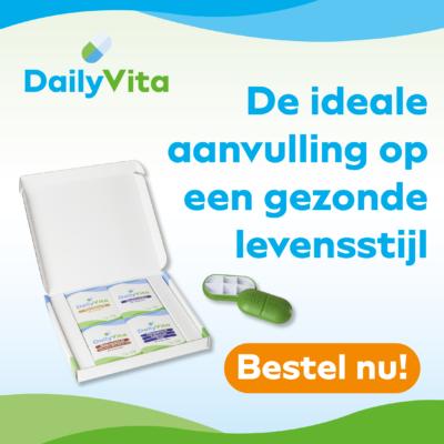 DailyVita Review (2021) + Kortingscode DailyVita Maandpakket