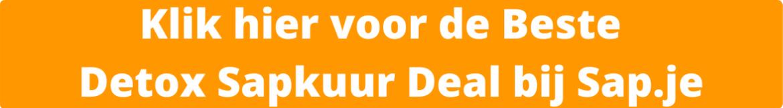 De Beste Detox Sapkuur Deal bij Sap.je - Korting - Kortingscode