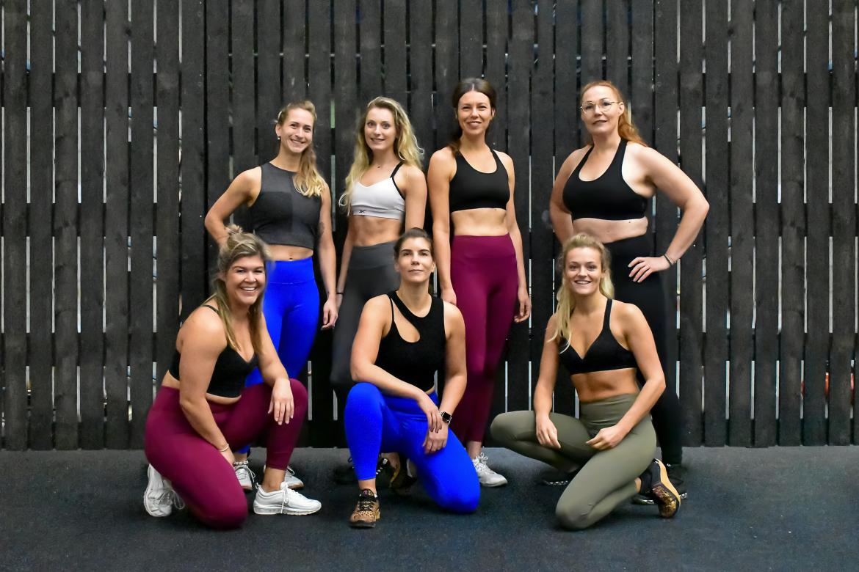 Droog Trainen Vrouw Tips voor Vrouwen, Voeding en Training! Zoepel