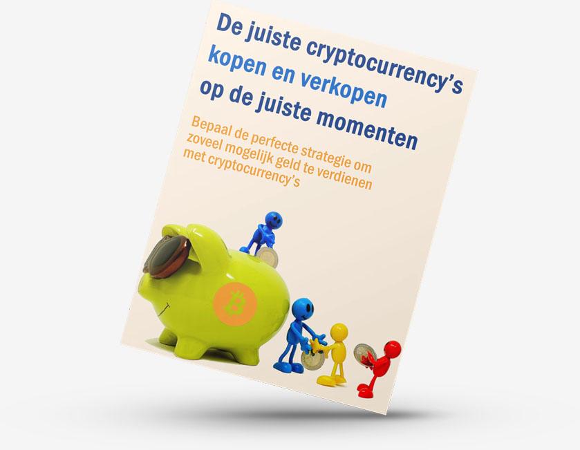 e-boek - De juiste cryptocurrency's kopen en verkopen op de juiste momenten Crypto Masterclass van Alles Over Crypto Review (2021) + Korting Gratis Bitcoin Training!