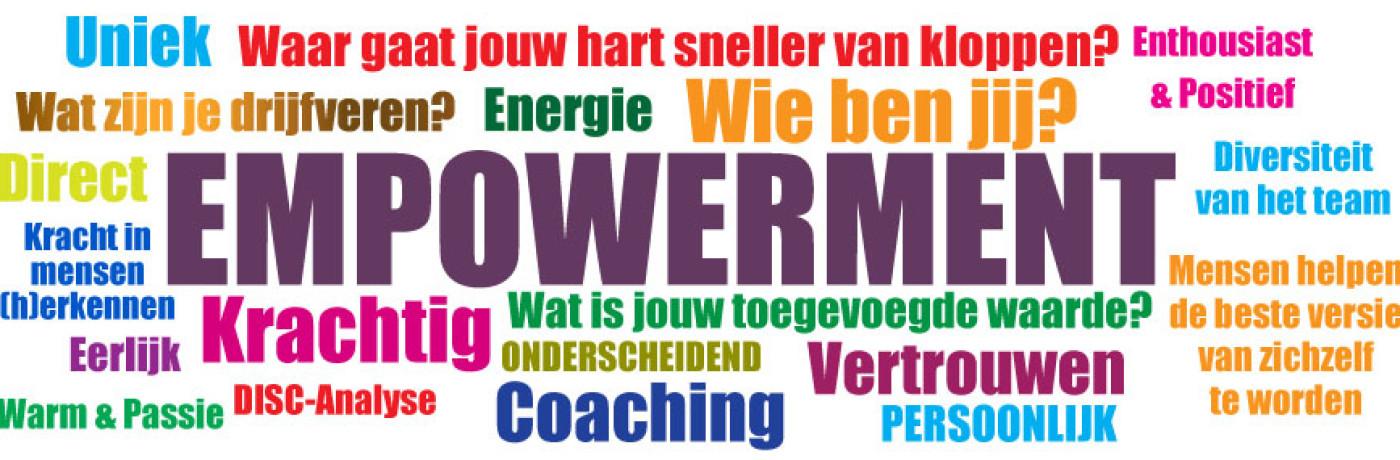 Empowerment Jouw Persoonlijke Groei