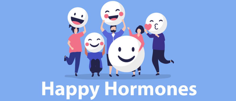 Alles over gelukshormonen!