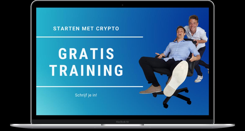 Gratis-training- Crypto Masterclass van Alles Over Crypto Review (2021) + Korting Gratis Bitcoin Training!