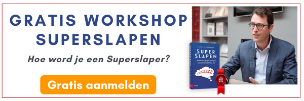 Gratis Workshop Superslapen - Slaap Expert Floris Wouterson