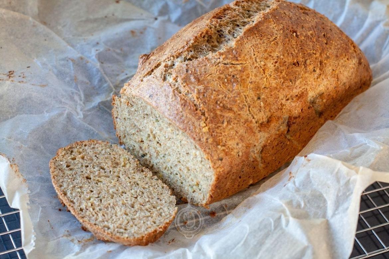 Keto brood recept