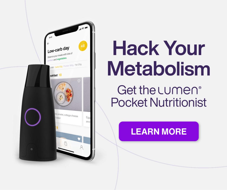 Lumen Metabolisme Tracker - Jouwpersoonlijkegroei.nl