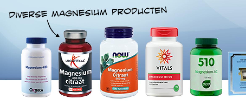 Magnesium: een uiterst belangrijk mineraal