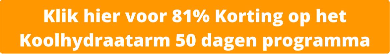 Makkelijk afvallen Koolhydraatarm 50 dagen programma Review (2021) + 81% Korting