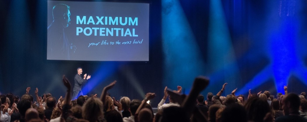 Maximum Potential - Michael Pilarczyk | Life Changing Event!
