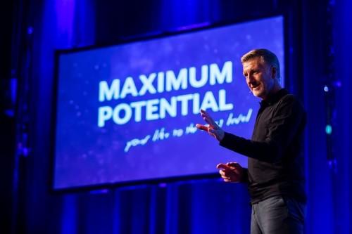 Maxiumum Potential - Michael Pilarczyk