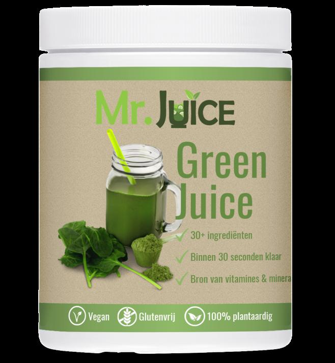 MR Juice 7 Beste Green Juices  Ervaringen Green Juice Superfoods Kopen!
