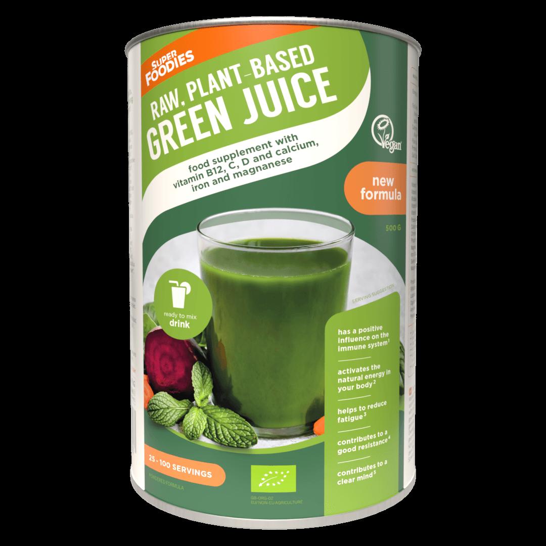 Nutribites of Superfoodies Welke Green Juice is de Beste