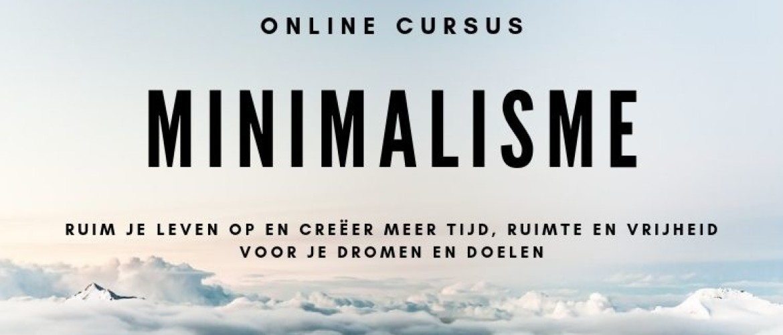 Cursus Minimalisme   Review (2021) + Korting   Wil jij Minimaliseren?