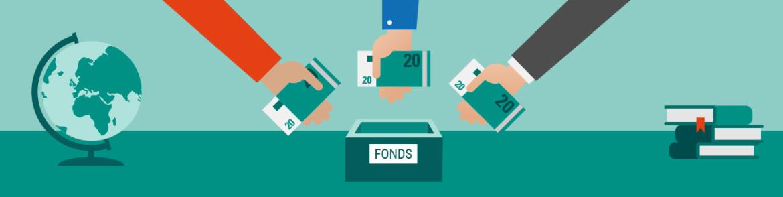 Online geld verdienen welke mogelijkheden heb je Beleggingsfonds