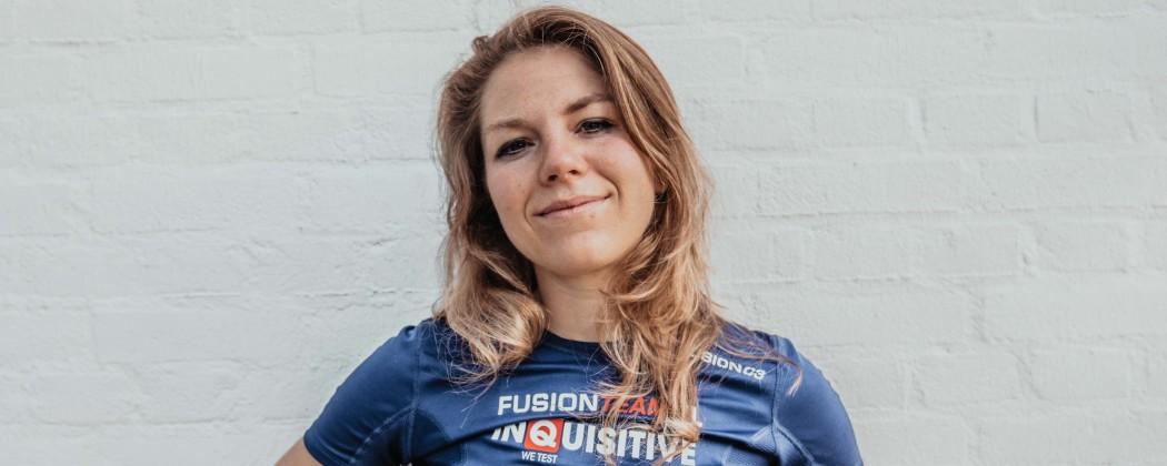 Masterclass Mentale Weerbaarheid Sporters   Sanne van Paassen