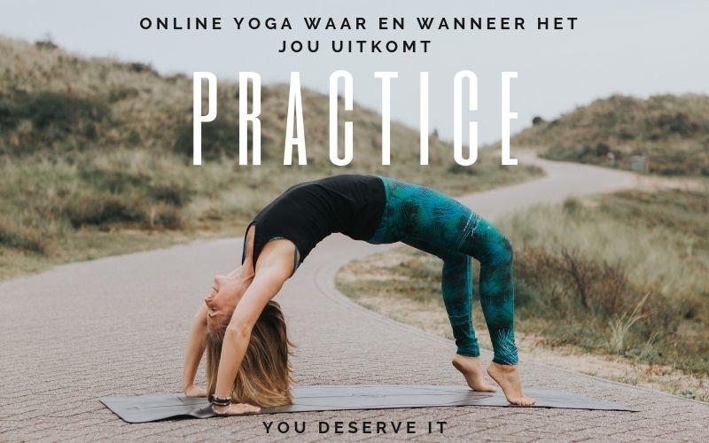 Online Yoga voor Beginners Thuis Online Yogales Volgen