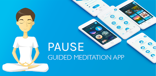 Pause App Daily Mindfulness Review: touch your inner self