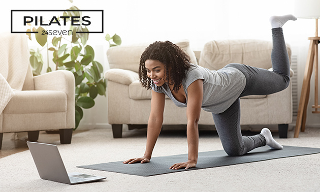 Pilates 24 Seven Review + Korting Gratis Online Pilates Les!