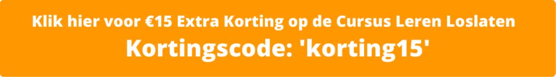 Review Cursus Leren Loslaten van Jan Bommerez + Kortingscode