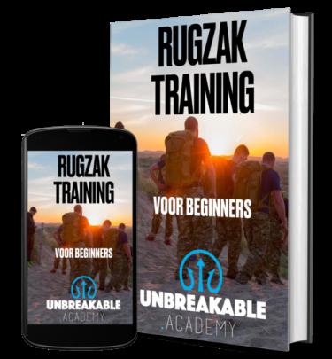 Rugzak training Unbreakable Academy Review (2021) + Kortingscode Sander Aarts