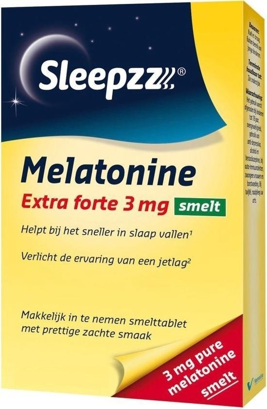 Sleepzz Melatonine