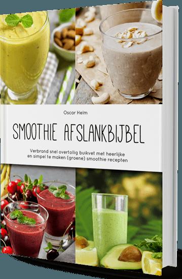 Groente Smoothie Afvallen met Lekkere Recepten Groente Smoothie!