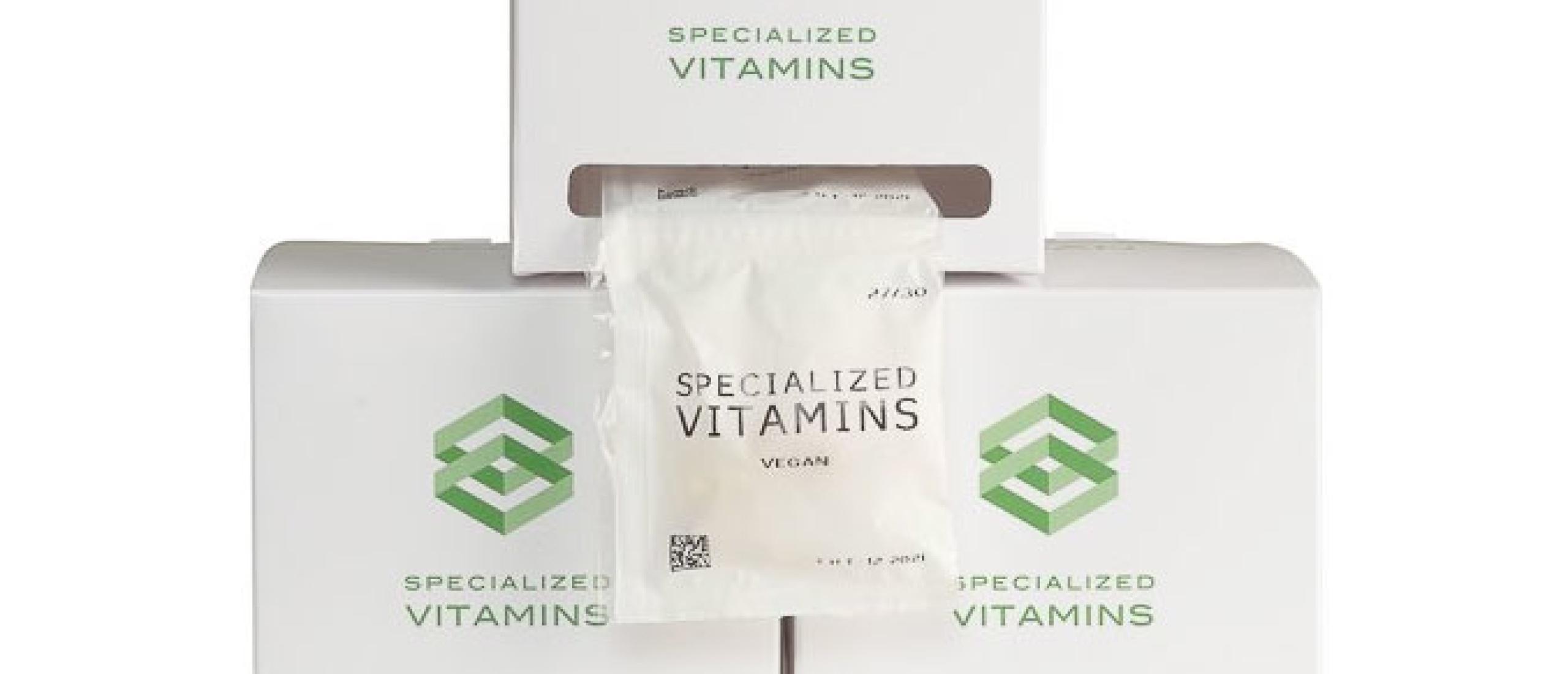 Specialized Vitamins Review | Profiteer van korting en probeer vrijblijvend een gratis vitaminetest!