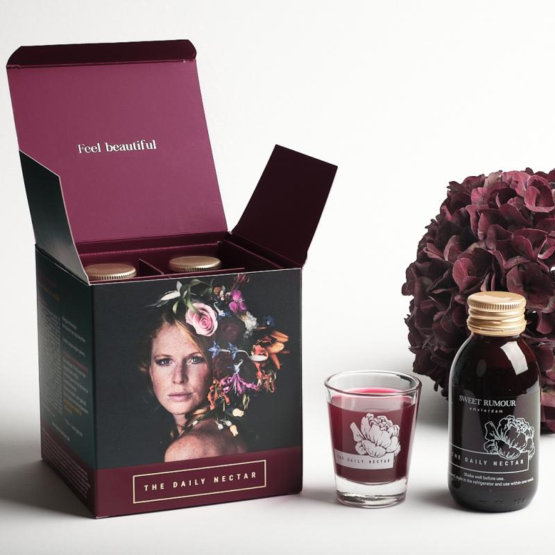 The daily nectar korting 10% met kortingscode PERSOONLIJKEGROEI - Sweet Rumour Amsterdam