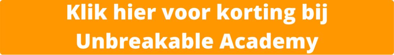 Unbreakable Academy Korting Review (2021) + Kortingscode Sander Aarts