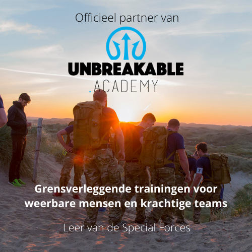 Unbreakable Academy Review + Korting | Sander Aarts (Special Forces)