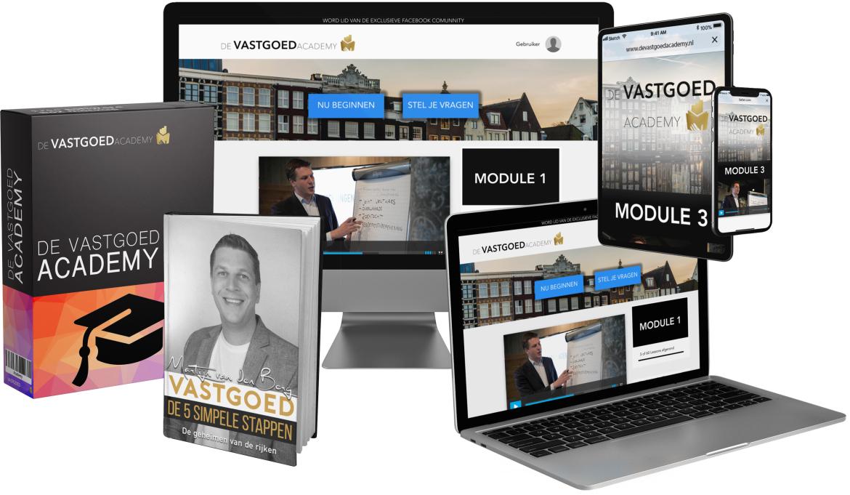 Vastgoed Academy Review + Korting + Gratis Webinar & E-Book!