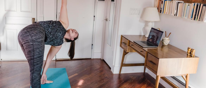 De 4 Beste Online Yoga Platforms (2021)