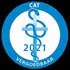 cat vergoedbaar 2021