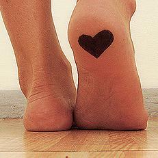 blije voeten