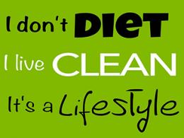geen dieet maar lifestyle