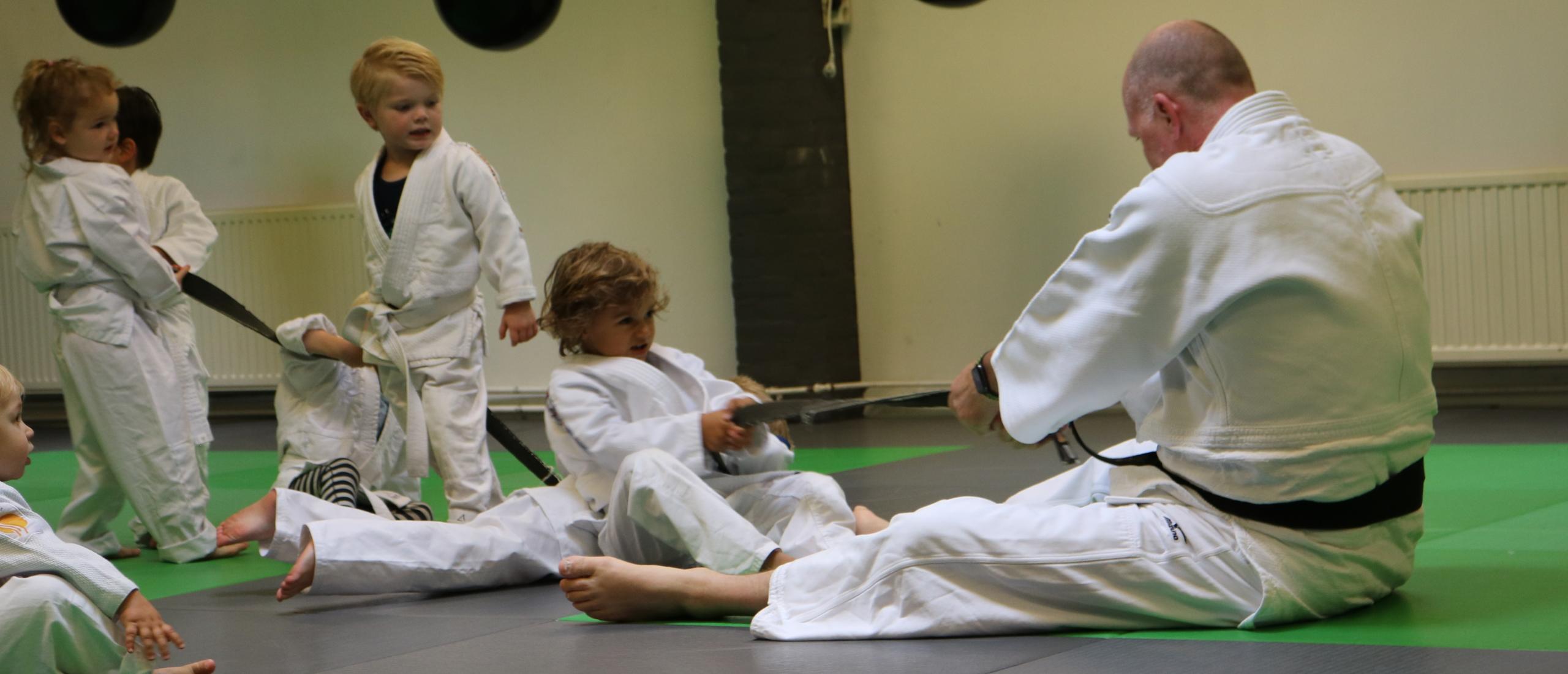 Waarom elk kind op (Tuimel) Judo zou moeten...