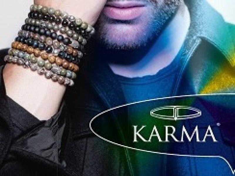 Karma armbanden, echt edelsteen