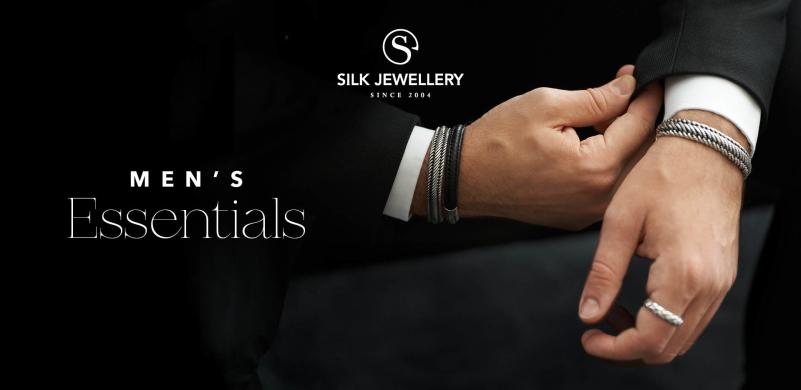 Silk-armbanden